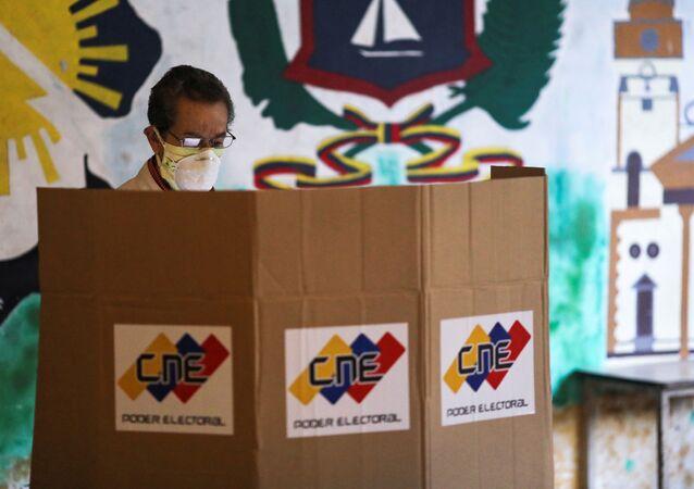 Elezioni parlamentari in Venezuela