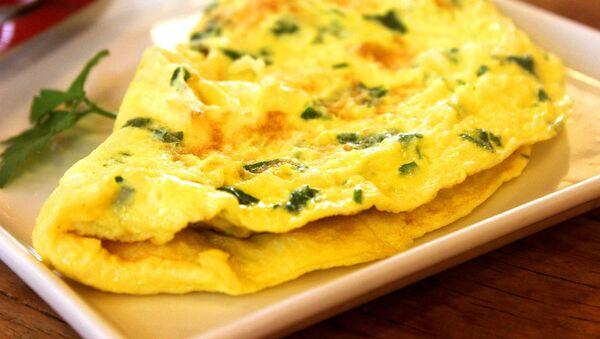 Omeleta na talíři - Sputnik Italia