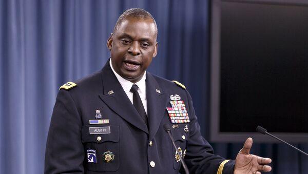 generale Lloyd Austin - Sputnik Italia