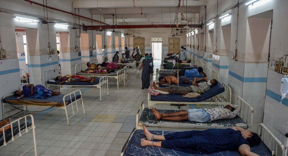Ospedale in India