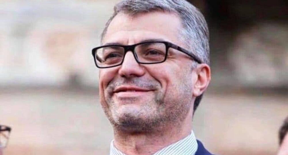 Filippo Scerra, deputato M5S