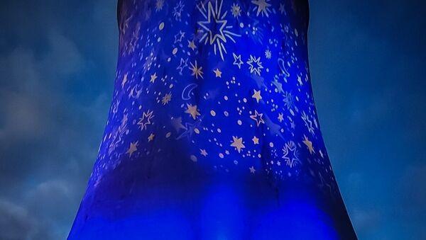 Illuminazione della centrale di Monterotondo M.mo - Sputnik Italia