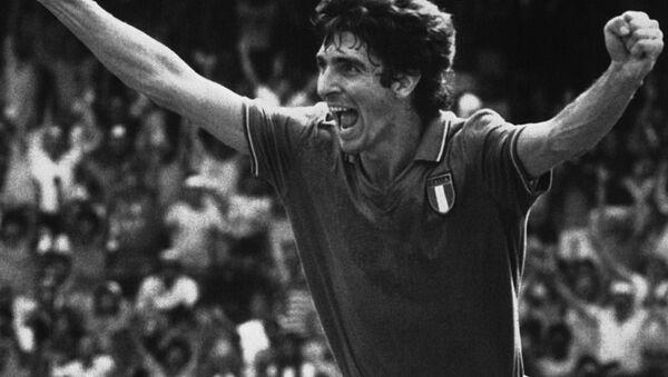 Paolo Rossi - Sputnik Italia