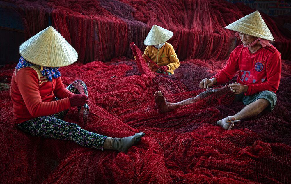 Lo scatto del fotografo vietnamita Ly Hoang Long, Earth Photo 2020