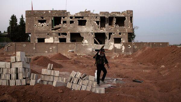 Ras al-Ain, Siria - Sputnik Italia