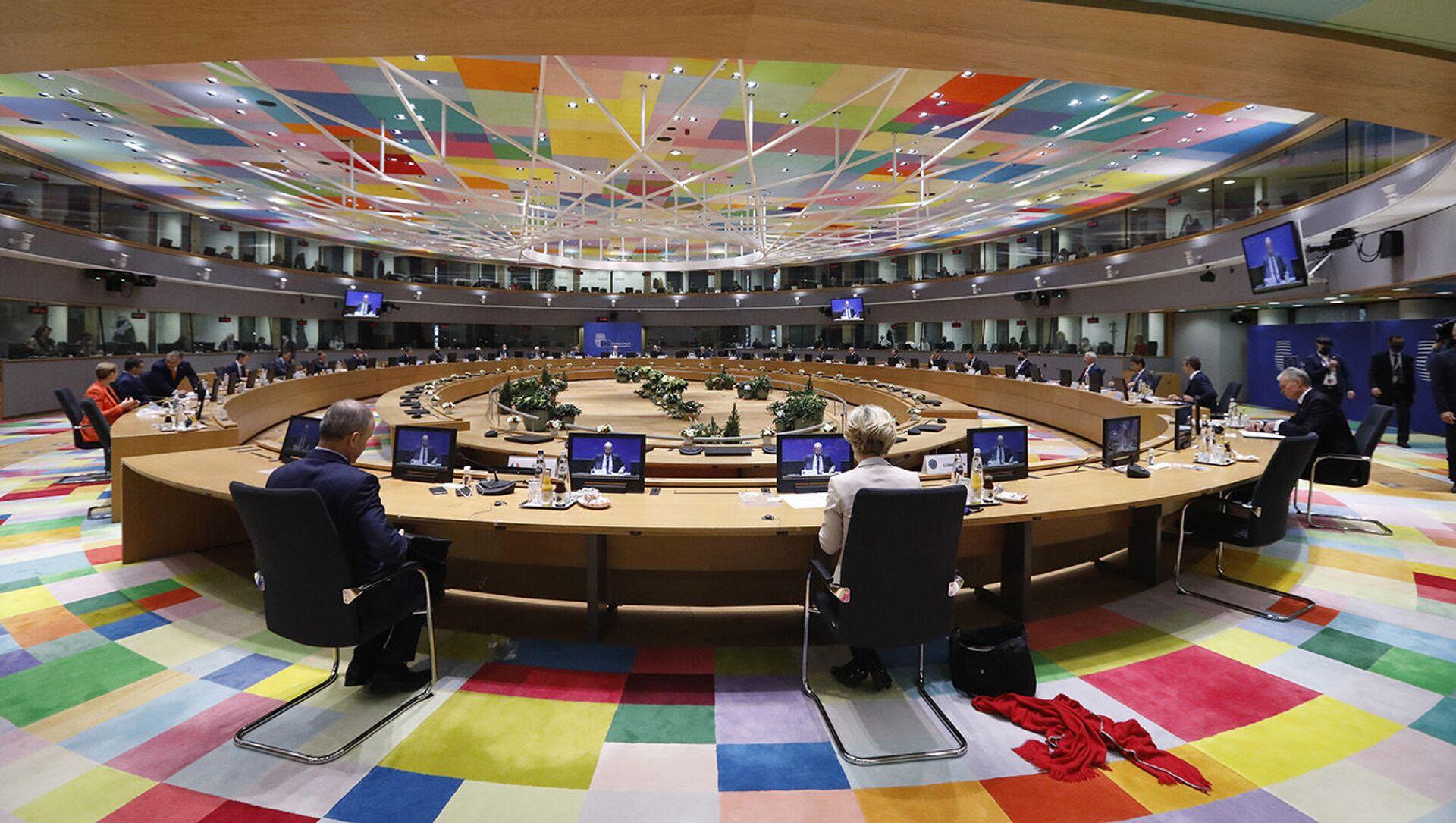 Consiglio Europeo 10-11 dicembre - Sputnik Italia, 1920, 18.05.2021