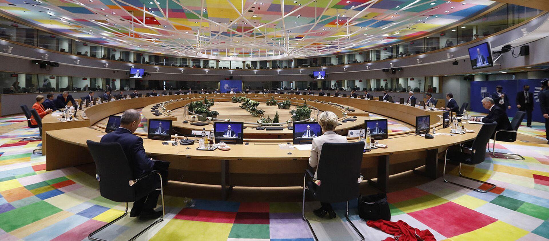 Consiglio Europeo 10-11 dicembre - Sputnik Italia, 1920, 10.12.2020