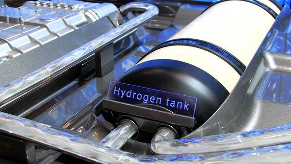 Hydrogen fuel cell   - Sputnik Italia