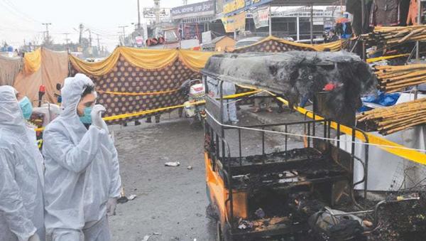 Esplosione a Rawalpindi, Pakistan - Sputnik Italia