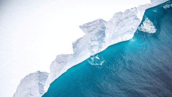 L'iceberg A68a - Sputnik Italia