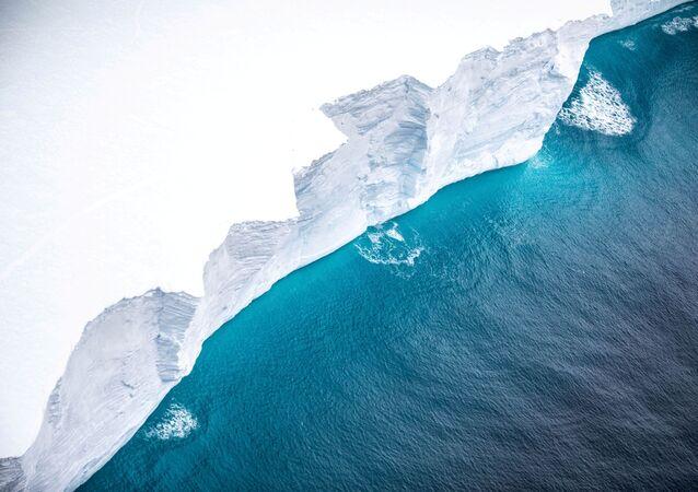 L'iceberg A68a
