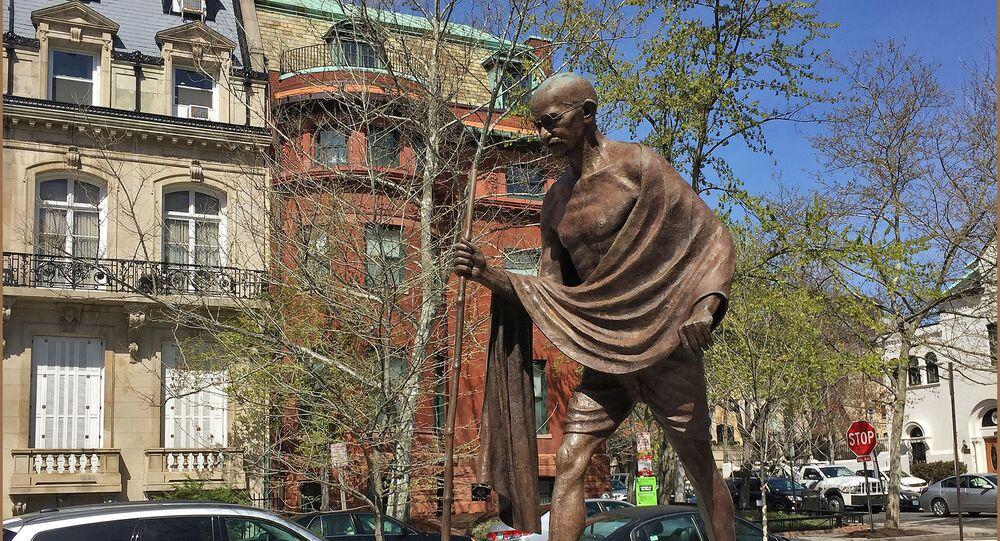 Mahatma Gandhi Memorial Washington (DC)