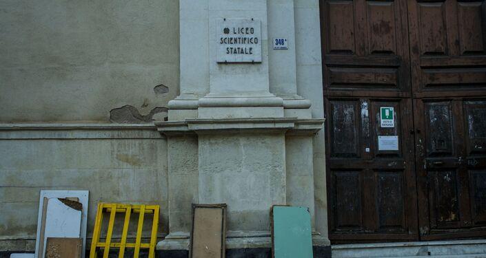 Liceo scientifico in Catania