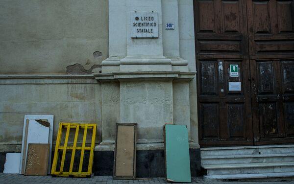 Liceo scientifico - Sputnik Italia