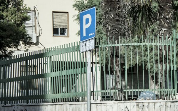 Ex ospedale in Catania - Sputnik Italia