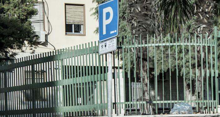Ex ospedale in Catania
