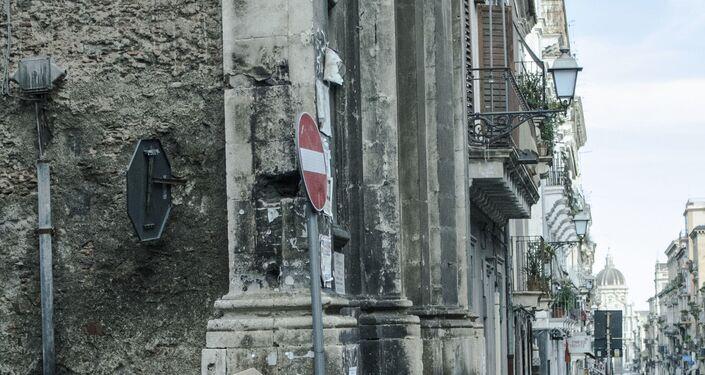 Rifiuti di Catania