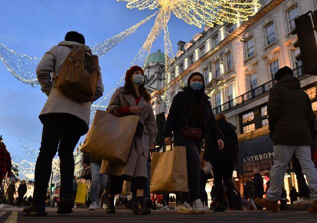 Natale 2020 a Londra