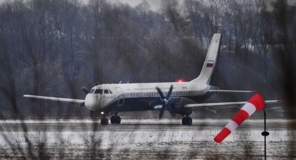 Il nuovo Il-114-300