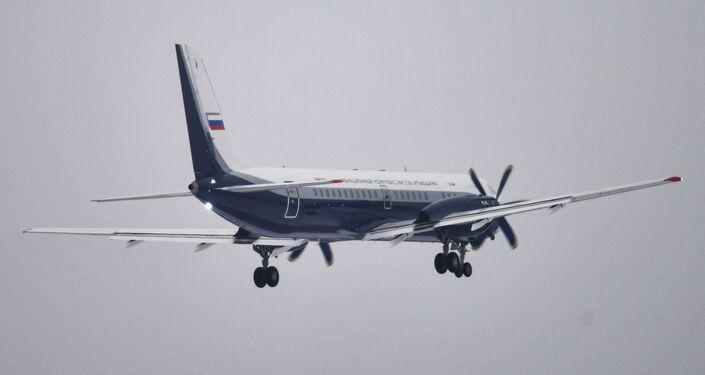L'Il 114-300 per la prima volta in volo
