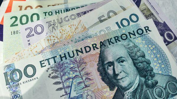 Moneta svedese e danese - Sputnik Italia