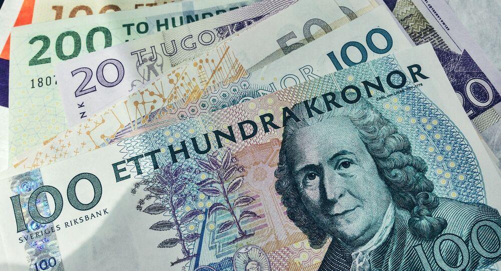 Swedish and Danish Currency