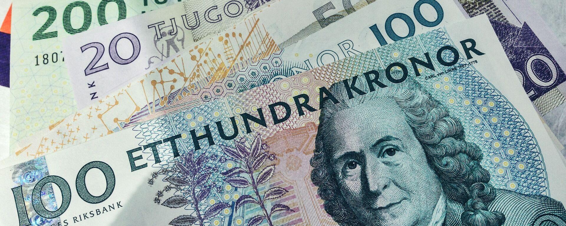 Moneta svedese e danese - Sputnik Italia, 1920, 18.12.2020