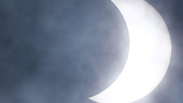 Eclissi totale di Sole in Brasile - Sputnik Italia
