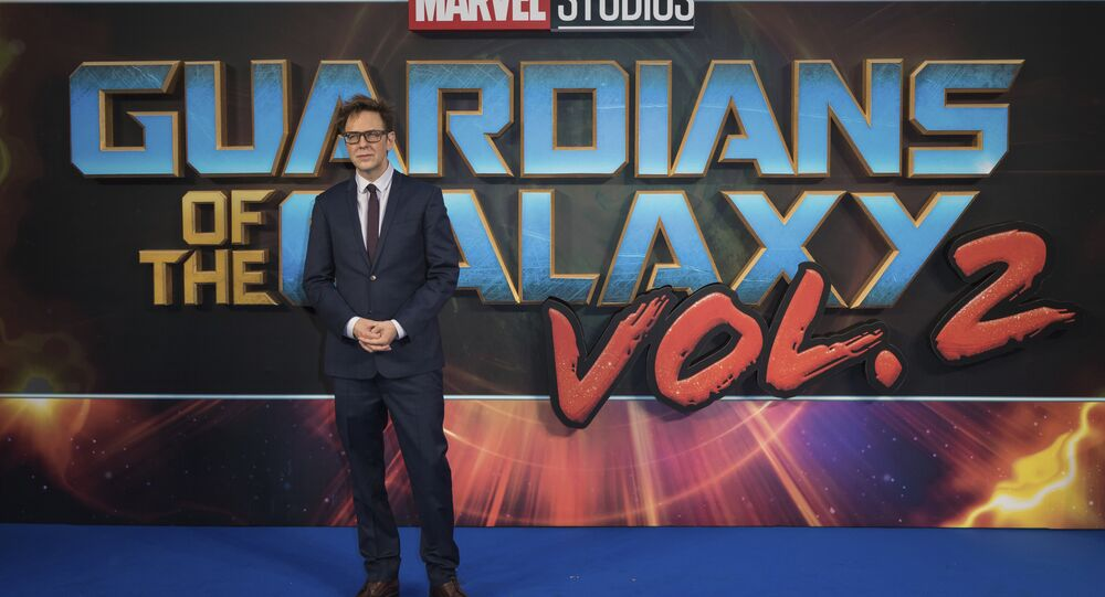 Il regista di Guardians of the Galaxy James Gunn