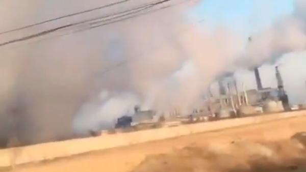 Esplosione in stabilimento chimico cinese. Anda, Heilongjiang - Sputnik Italia