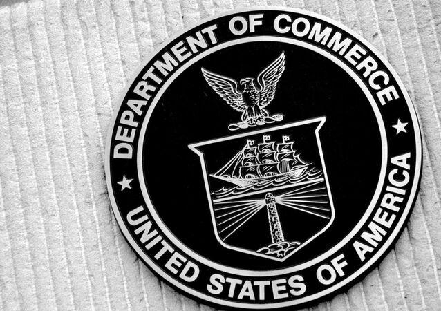 Dipartimento del Commercio Usa