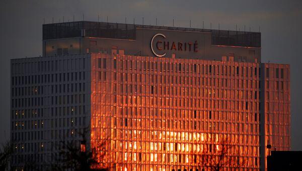 Una vista dell'ospedale Charite di Berlino, Germania, 8 dicembre 2020. - Sputnik Italia