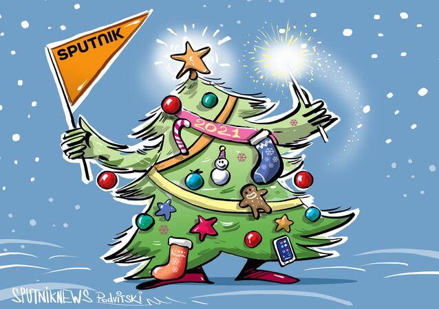 Buon Natale da Sputnik Italia