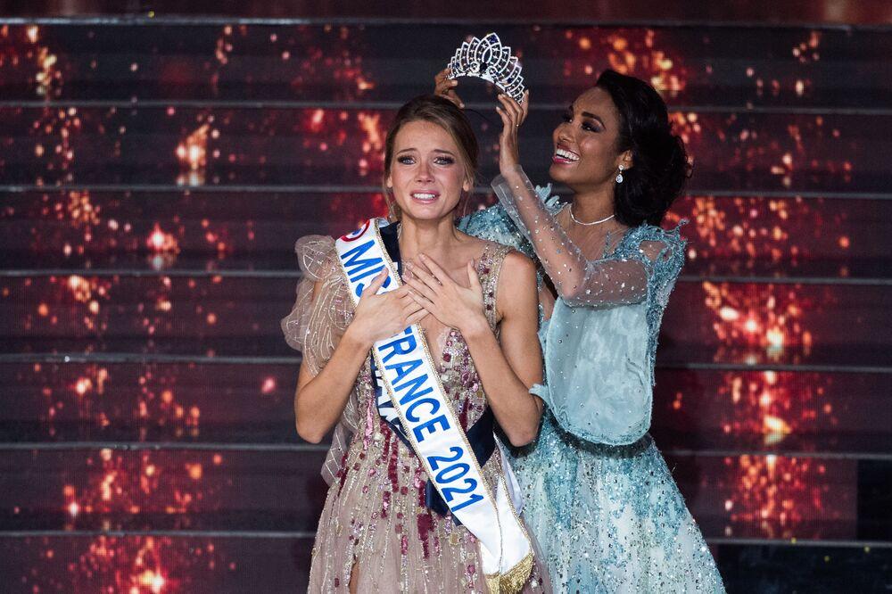 Amandine Petit, la nuova Miss France 2021