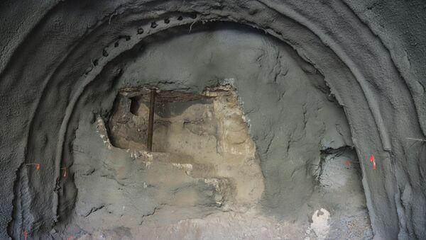 Piscina rituale del periodo del Secondo Tempio, scoperta durante i lavori di costruzione a Gerusalemme - Sputnik Italia