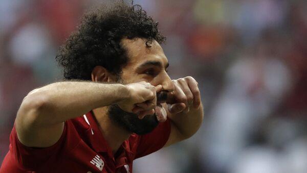 Mohamed Salah - Sputnik Italia