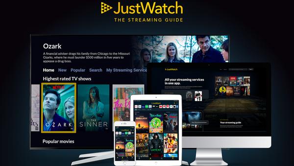 JustWatch, guida allo streaming - Sputnik Italia