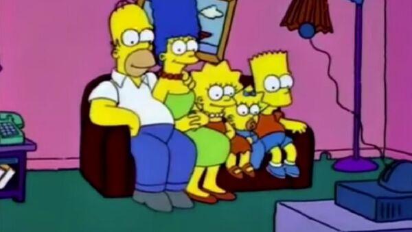 Simpsons - Sputnik Italia