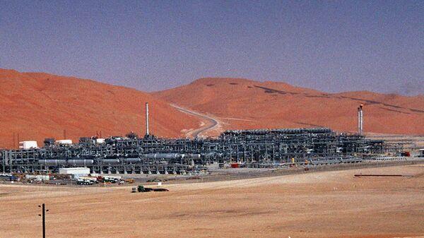 Impianto produzione gas Saudi Aramco - Sputnik Italia