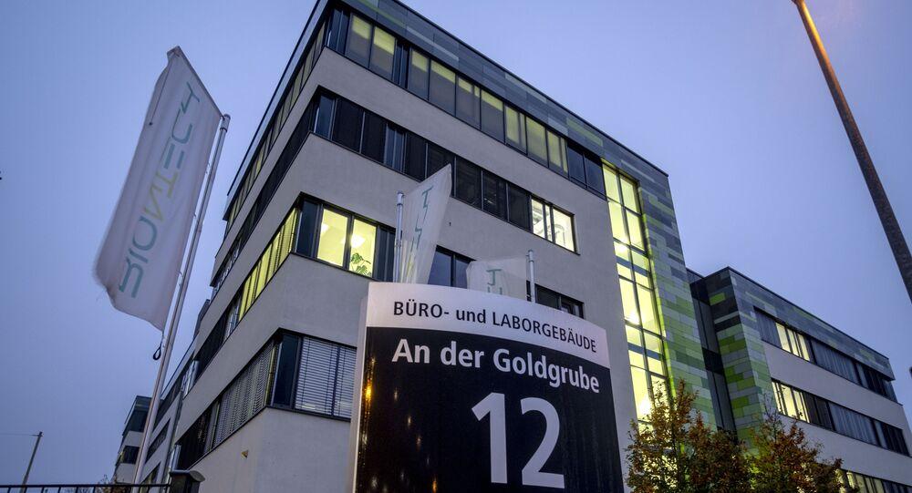 Biontech-Standort in Mainz