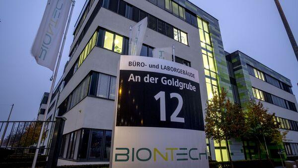 Biontech-Standort in Mainz - Sputnik Italia