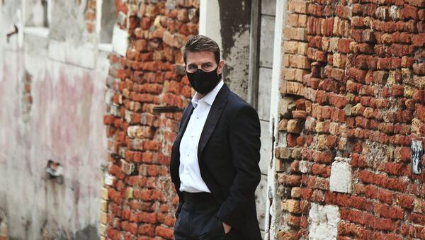 Tom Cruise sul set - Sputnik Italia