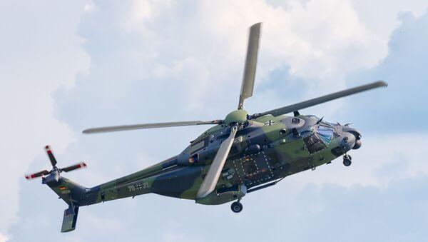Il velivolo NH90 - Sputnik Italia