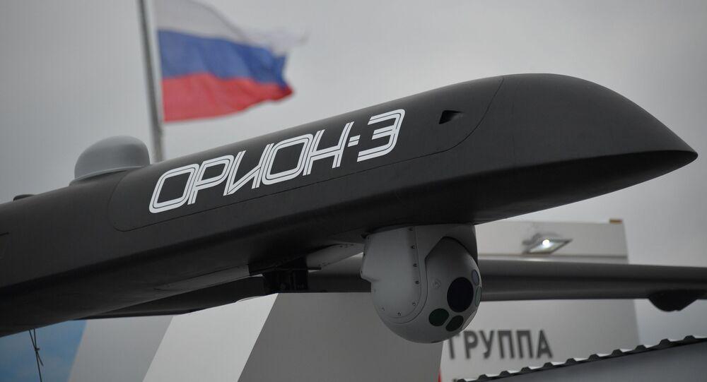 Il drone russo Orion