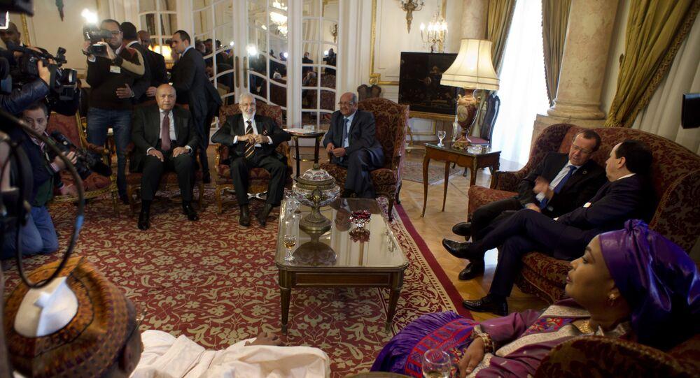Mohamed Taher Siala, ministro Esteri libico