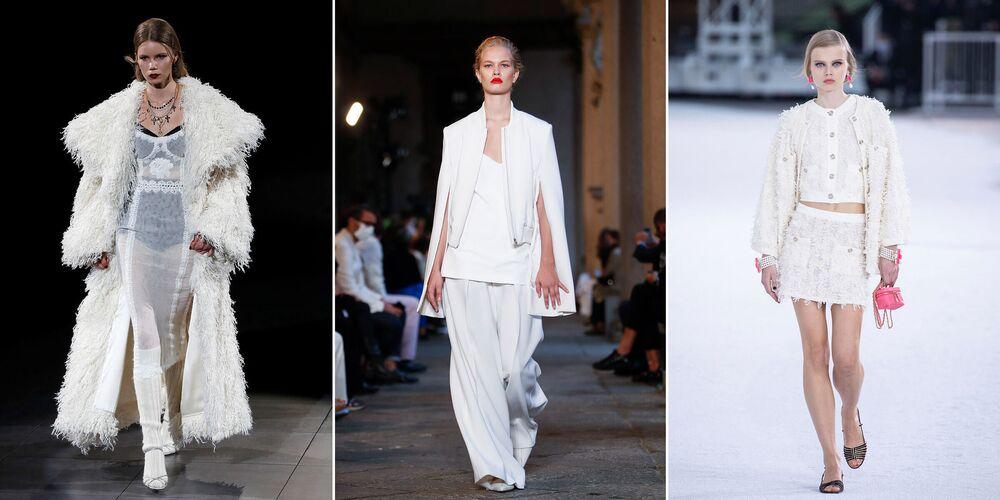Per migliorare la tua vita personale, scegli abiti bianchi