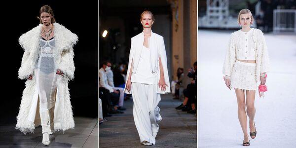 Per migliorare la tua vita personale, scegli abiti bianchi - Sputnik Italia