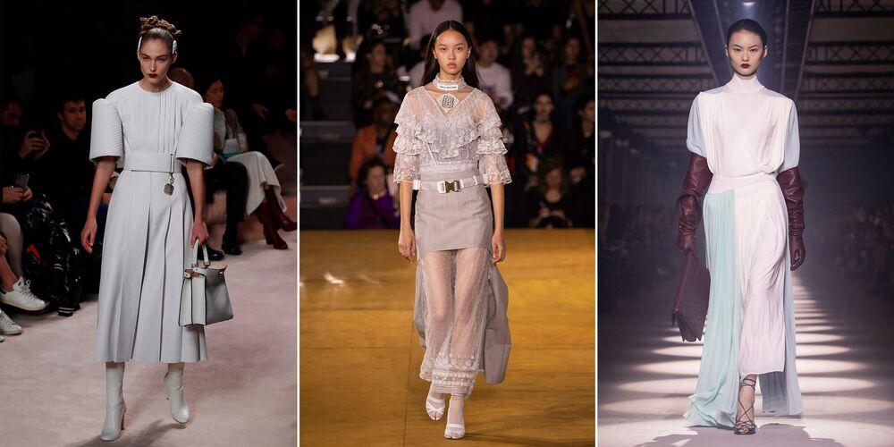 Per migliorare la tua vita personale, sono adatti anche abiti grigi