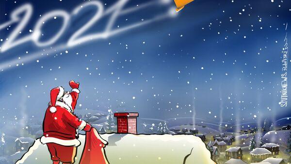 Felice anno nuovo - Sputnik Italia