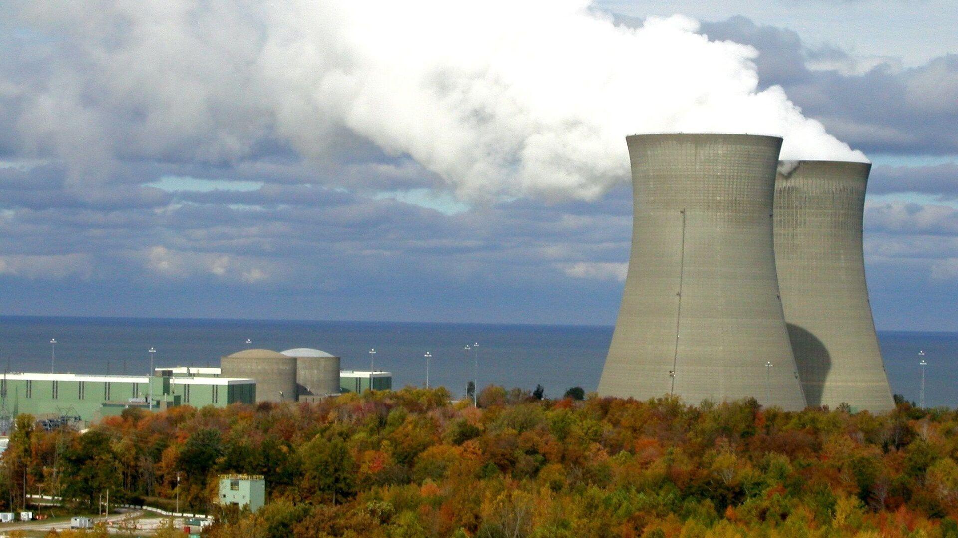 Centrale nucleare  - Sputnik Italia, 1920, 29.06.2021